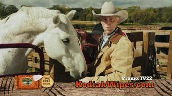 Kodiak Wipes TV Spot, 'Hunting Times' - Thumbnail 3