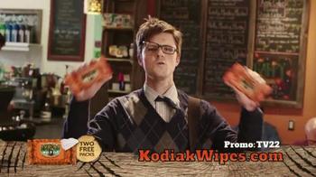 Kodiak Wipes TV Spot, 'Hunting Times' - Thumbnail 9