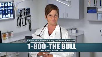 The Balkin Law Group TV Spot, 'Cancer' - Thumbnail 3