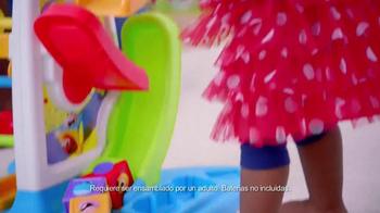 Fisher Price Roller Blocks Playwall TV Spot [Spanish] - Thumbnail 4