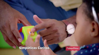 Fisher Price Roller Blocks Playwall TV Spot [Spanish] - Thumbnail 5