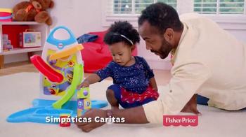 Fisher Price Roller Blocks Playwall TV Spot [Spanish] - Thumbnail 6