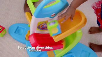 Fisher Price Roller Blocks Playwall TV Spot [Spanish] - Thumbnail 8