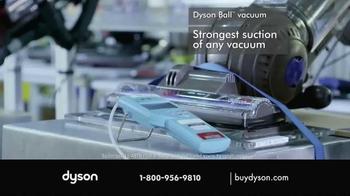 Dyson DC50 TV Spot, 'Better Performance Across All Floors' - Thumbnail 5