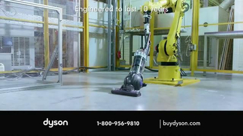 Dyson DC50 TV Spot, 'Better Performance Across All Floors' - Thumbnail 8