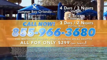Summer Bay Orlando TV Spot, 'Family Time' - Thumbnail 10