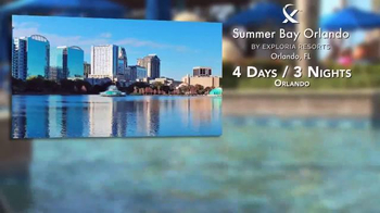 Summer Bay Orlando TV Spot, 'Family Time' - Thumbnail 4