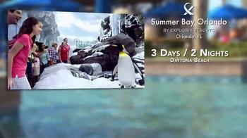 Summer Bay Orlando TV Spot, 'Family Time'