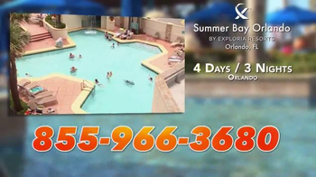 Summer Bay Orlando TV Spot, 'Family Time' - Thumbnail 7