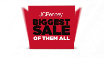 JCPenney Biggest Sale of Them All TV Spot, 'Entire Store' - Thumbnail 3