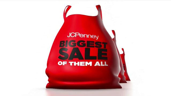 JCPenney Biggest Sale of Them All TV Spot, 'Entire Store' - Thumbnail 7
