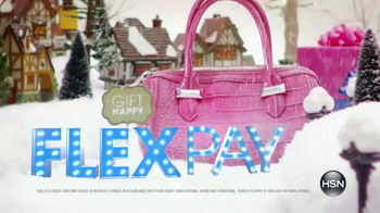 HSN Flex Pay TV Spot, 'Gift Holiday Happy' - Thumbnail 3