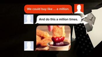 Burger King Nuggets TV Spot, 'Texting' - Thumbnail 6