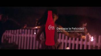 Coca-Cola TV Spot, 'Momentos' Letra por Clean Bandit, Jess Glynne [Spanish] - Thumbnail 9