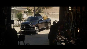 2014 Ram 3500 TV Spot 'Just the Facts: Payload' - Thumbnail 8
