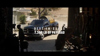 2014 Ram 3500 TV Spot 'Just the Facts: Payload' - Thumbnail 9