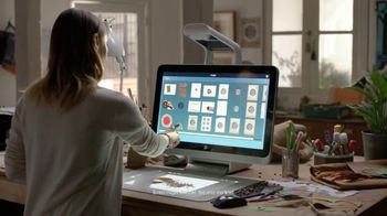 HP Sprout TV Spot, 'Hands of Time'