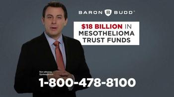 Baron & Budd, P.C. TV Spot, '$18 Billion Set Aside' - Thumbnail 4