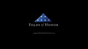 Folds of Honor Foundation TV Spot, 'I Stand' Featuring Corey Pavin - Thumbnail 10