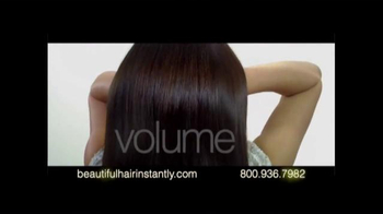 Ambiance Dry Shampoo TV Spot, 'Beautiful Hair Anytime, Anywhere' - Thumbnail 3