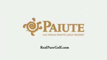 Las Vegas Paiute Golf Resort TV Spot, 'World-Class Championship Golf' - Thumbnail 8