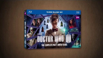 Doctor Who: The Complete Matt Smith Years Blu-ray and DVD TV Spot - Thumbnail 1