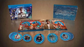 Doctor Who: The Complete Matt Smith Years Blu-ray and DVD TV Spot - Thumbnail 9
