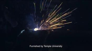 Temple University TV Spot - Thumbnail 8