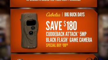 Cabela's Big Buck Days TV Spot, 'The Season is Here' - Thumbnail 5