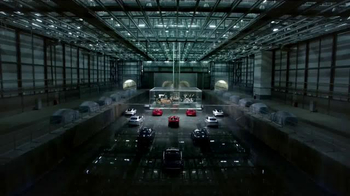 2015 Jaguar XF TV Spot, 'British Intel' Featuring Nicholas Hoult - Thumbnail 1