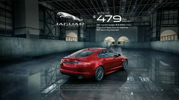 2015 Jaguar XF TV Spot, 'British Intel' Featuring Nicholas Hoult - Thumbnail 10
