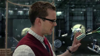 2015 Jaguar XF TV Spot, 'British Intel' Featuring Nicholas Hoult - Thumbnail 2