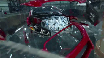 2015 Jaguar XF TV Spot, 'British Intel' Featuring Nicholas Hoult - Thumbnail 4