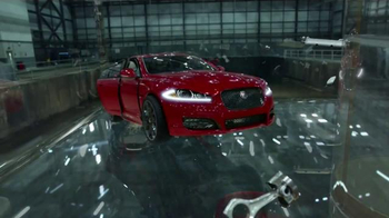 2015 Jaguar XF TV Spot, 'British Intel' Featuring Nicholas Hoult - Thumbnail 5