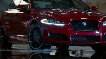 2015 Jaguar XF TV Spot, 'British Intel' Featuring Nicholas Hoult - Thumbnail 7