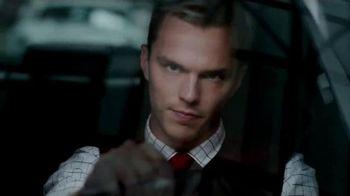 2015 Jaguar XF TV Spot, 'British Intel' Featuring Nicholas Hoult