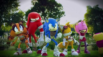 Sonic Boom: Rise of Lyric TV Spot, 'Kitty' - 747 commercial airings