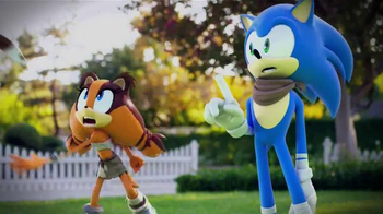 Sonic Boom: Rise of Lyric TV Spot, 'Kitty' - Thumbnail 3