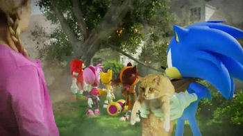 Sonic Boom: Rise of Lyric TV Spot, 'Kitty' - Thumbnail 4