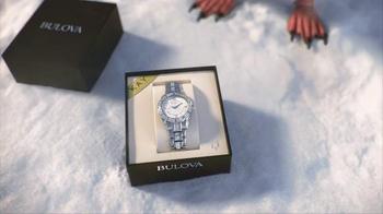 Kay Jewelers Diamonds in Rhythm TV Spot, 'Penguin Kiss: Save 25 Percent on Bulova Watches' - Thumbnail 6