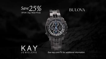 Kay Jewelers Diamonds in Rhythm TV Spot, 'Penguin Kiss: Save 25 Percent on Bulova Watches' - Thumbnail 8