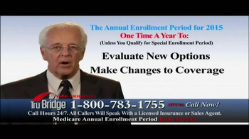 Tru Bridge TV Spot, 'Medicare Annual Enrollment Period' - Thumbnail 4