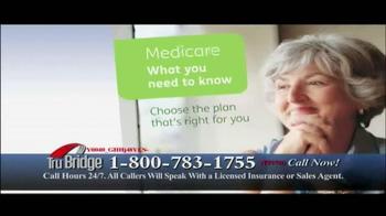 Tru Bridge TV Spot, 'Medicare Annual Enrollment Period' - Thumbnail 7