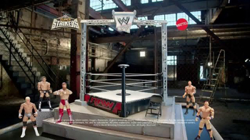 WWE Super Strikers Slam and Launch ArenaTV Spot - Thumbnail 10