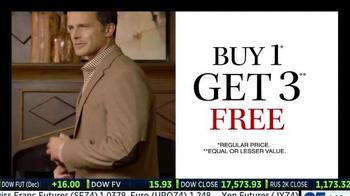 JoS. A. Bank TV Spot, 'November: BOG3 Free' - Thumbnail 6