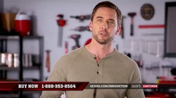Craftsman Mach Series TV Spot, 'Get the Job Done Fast'