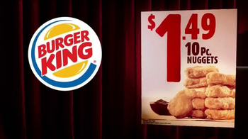 Burger King Chicken Nuggets TV Spot, 'Adult Swim: Mike Tyson Mysteries' - Thumbnail 1