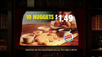 Burger King Chicken Nuggets TV Spot, 'Adult Swim: Mike Tyson Mysteries' - Thumbnail 7