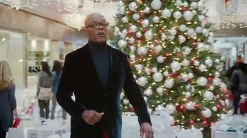 Capital One Quicksilver TV Spot, 'Holiday Spirit' Feat. Samuel L. Jackson - Thumbnail 3