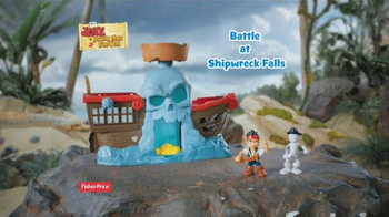 Jake's Battle At Shipwreck Falls TV Spot, 'Danger On Deck' - Thumbnail 7